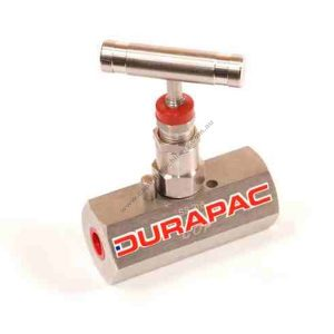 Durapac In Line Flow Control Valves