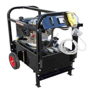 durapac pd series diesel hydraulic pump