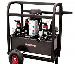 Durapac Pe Series Electric Hydraulic Power Units