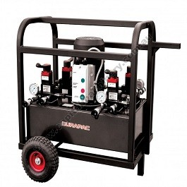 Durapac Pe Series Electric Hydraulic Power Units
