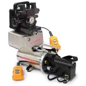 Durapac SPE Series Portable Electric Pumps