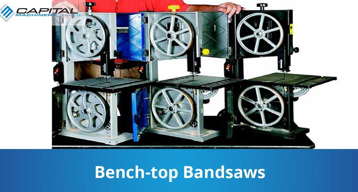 Bench Top Bandsaws Capital Machinery Sales