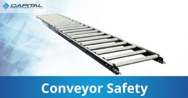 Conveyor Safety Capital Machinery Sales Blog Thumbnail