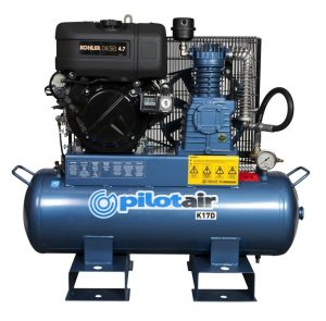 k17d reciprocating air compressor diesel driven