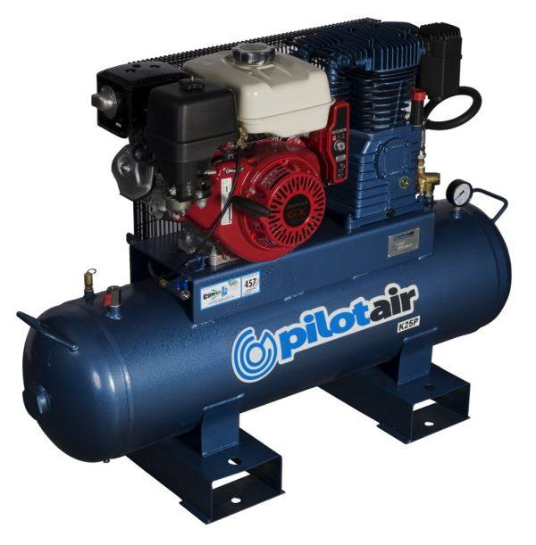 K25p Reciprocating Air Compressor Petrol Driven 2