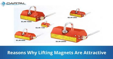 Reasons Why Lifting Magnets Are Attractive Capital Machinery Sales Blog Thumbnail