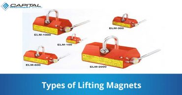 Types Of Lifting Magnets Capital Machinery Sales Blog Thumbnail