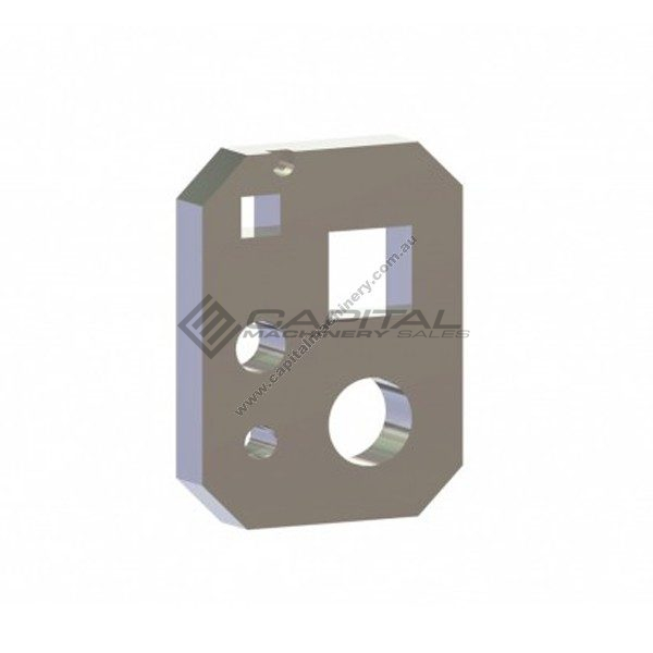 Kingsland 3207 Top Round And Square Blade