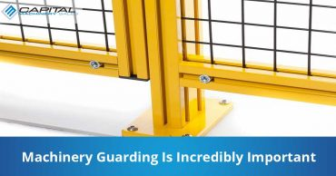 Machinery Guarding Is Incredibly Important Capital Machinery Sales Blog Thumbnail