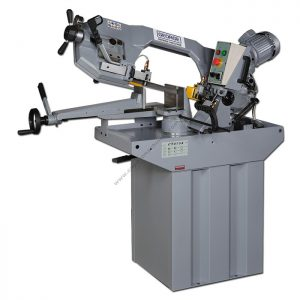 george 275mm double mitre bandsaw
