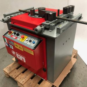 ICARO CP38 45 Combined Rebar Cutter And Bender 007