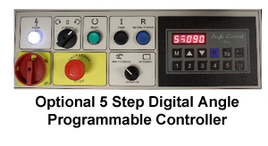 OPTIONAL - Programmable Digital Angle Control System