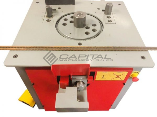 icaro cp5054 combined rebar cutter and bender 6