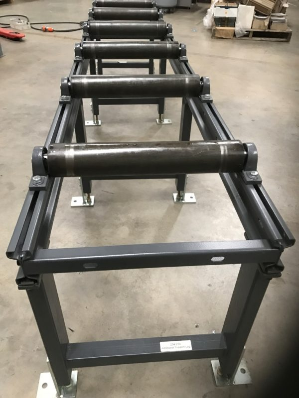 Heavy Duty Conveyor Length 3000 X Width 650 Including Adjustable Legs 6