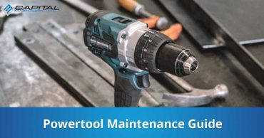 Powertool Maintenance Guide Capital Machinery Sales Blog Thumbnail