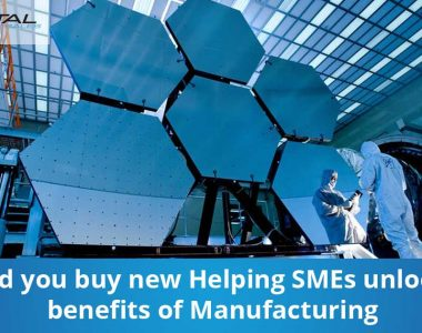 Should You Buy New Helping Smes Unlock The Benefits Of Manufacturing Capital Machinery Sales Blog Thumbnail