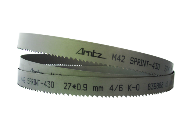 Bandsaw Blade For Bomar Model Ergonomic 290.250 Anc Length 2910mm X Width 27mm X 0.9mm X Tpi 2