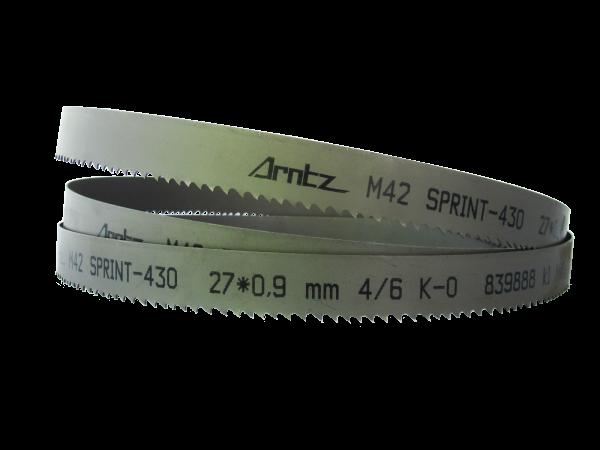 Bandsaw Blade For Bomar Model Transverse 510.330 Ganc Length 4780mm X Width 34mm X 1.1mm X Tpi 2