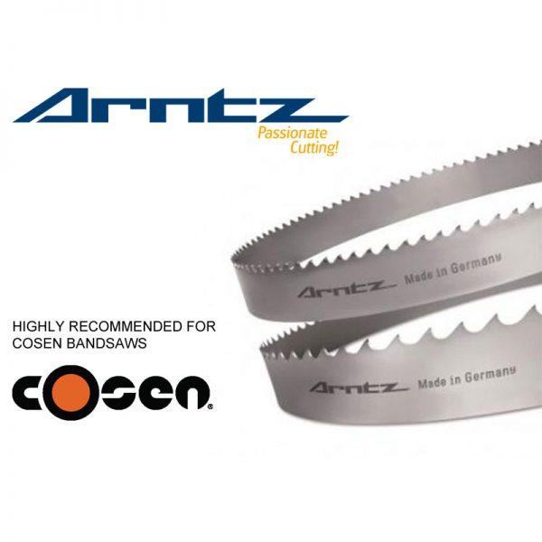 bandsaw blade for cosen model c520nc length 6040mm x width 54mm x 1.3mm x tpi