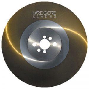 hardcore blade 275mm ticn coated high speed steel