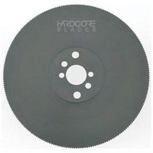 Hardcore Cold Saw Blade 400 X 3.0 X 4050 Mm M2 High Speed Steel