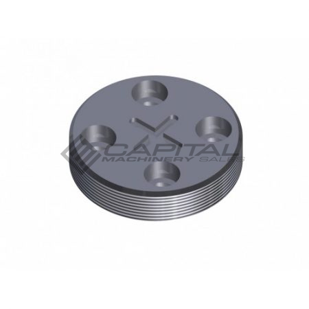 Upper Pressure Plate For Punch Retaining Nut 2811