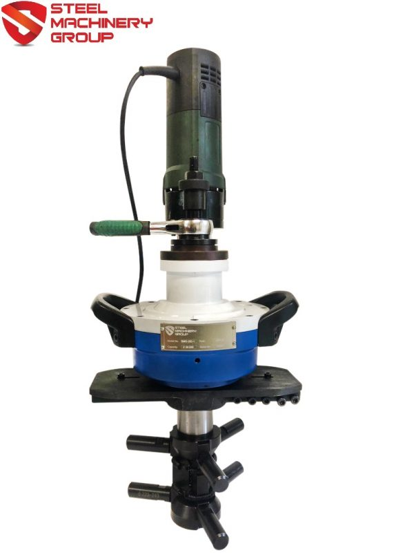 Smg 252 1 Electric Pipe Beveling Machine