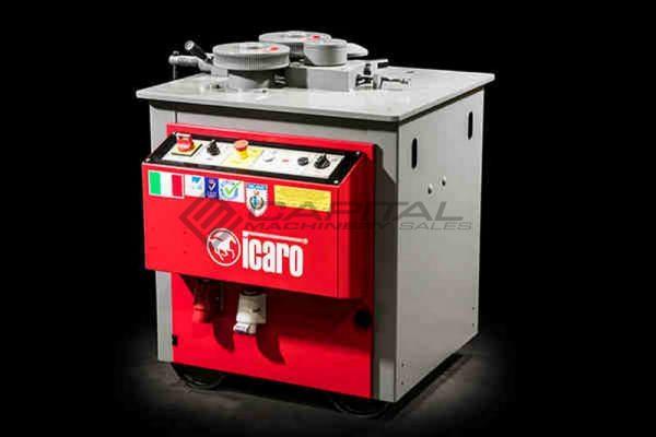 Icaro Cal 34 Spiral Machine 4