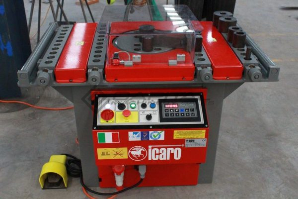 Optional Icaro Rebar Bender Digital Angle Controller 5