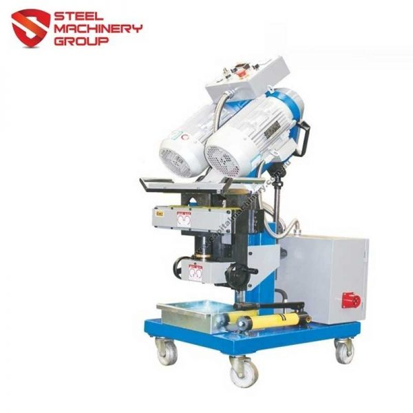 smg 80a plate edge beveling machine
