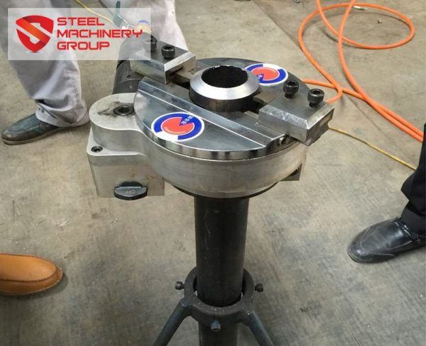 Smg Self Centering Pipe Cutting And Beveling Machine 5