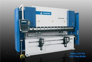 inanlar cnc hap 3050 x 135 ton hydraulic press brake