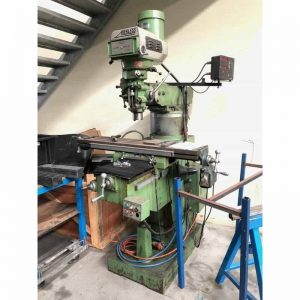 herless milling machine