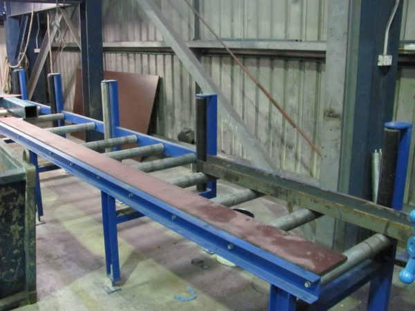 Heavy Duty Gravity Conveyor 2