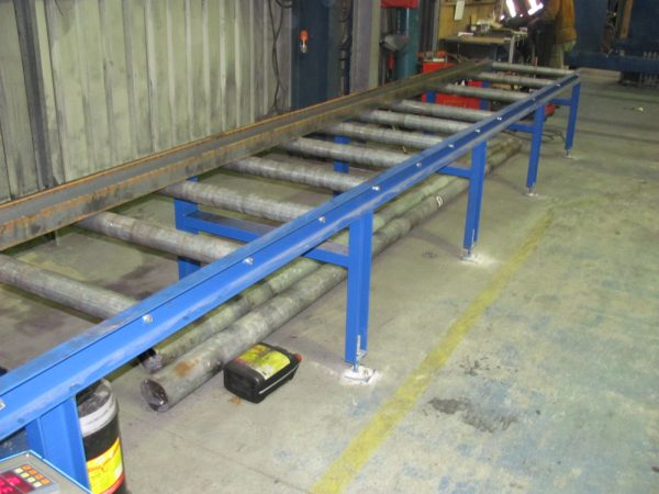 Heavy Duty Gravity Conveyor 3
