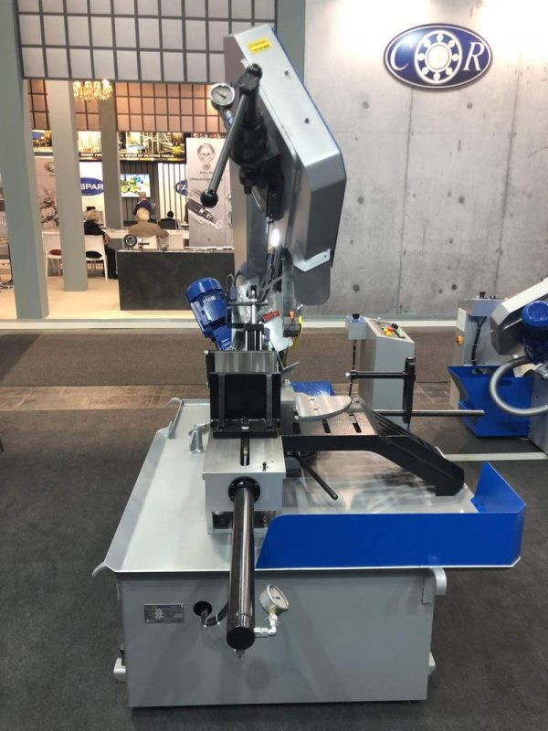 Psm 350 M Semi Automatic Miter Bandsaw Machine 3