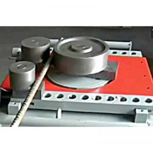 optional icaro large radius bending assembly complete for p42 rebar bending machine 2