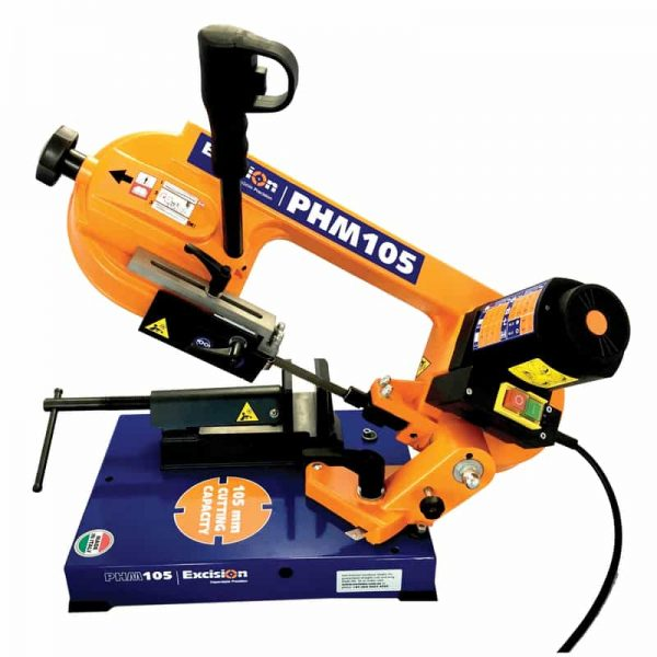 Excision Phm 105 Portable Bandsaw Machine