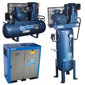 Air Compressors & Blasting Equipment