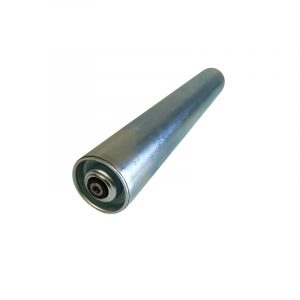 Steel Conveyor Roller 76mm Diameter X Length 605mm 001