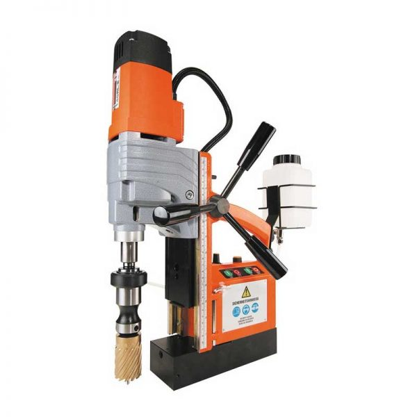 em rl e magnetic drilling machine