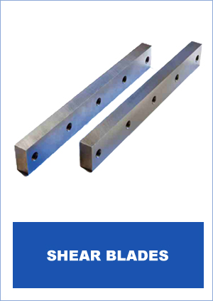 Shear Blades Consumable
