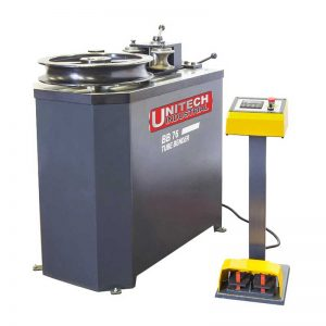 unitech bb mandreless tube bender