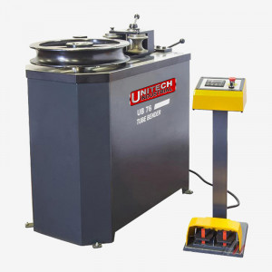 Unitech UB76 Mandrelless Tube Bender