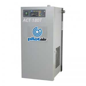 act 180t refrigerated compressed air dryers