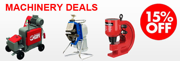 machinery deals