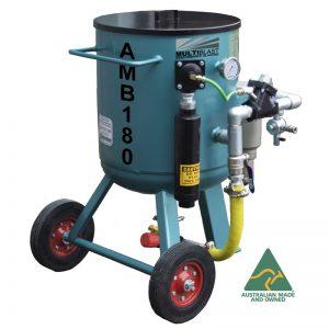 Multiblast Amb180 Blasing Pot Machine