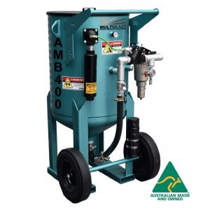 Multiblast Amb400 Blasing Pot Machine