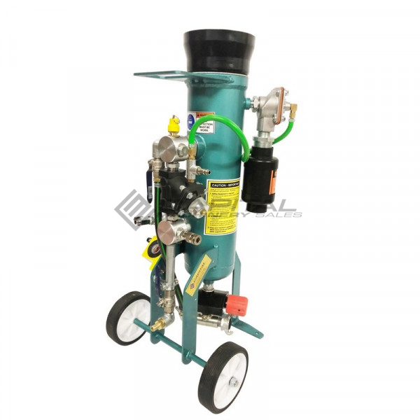 Multiblast Pro16 7 Litre Blasting Pot Machine Full Package 003