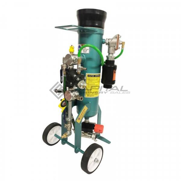 Multiblast Pro16 7 Litre Blasting Pot Machine Full Package 004